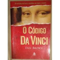 Livro O Código Da Vinci - Dan Brown