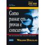 Como Passar Em Provas E Concursos W Douglas - Edição 29