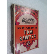 Livro As Aventuras De Tom Sawyer - Mark Twain