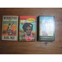 Karl May Winnetou Die Sklavenkarawanne Am Stillen Ocean Raro