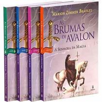 Coleção Completa As Brumas De Avalon (4 Volumes) - Lacrado