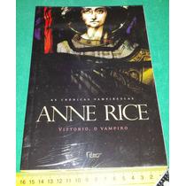 Vittorio O Vampiro - Anne Rice - Crônicas Vampirescas