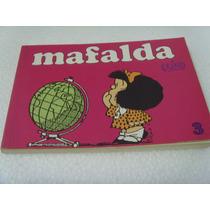 Livro Hq Mafalda 3 - 2007