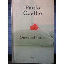 Livro: Coelho, Paulo - Onze Minutos - Frete Grátis