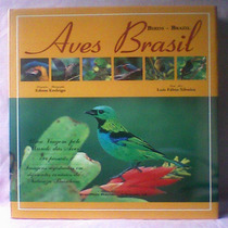 Livro - Aves Brasil
