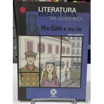 Livro - Miss Edith E Seu Tio - Lima Barreto