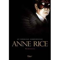 Livro - As Crônicas Vampirescas Memnoch - Anne Rice