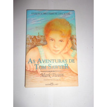 Livro As Aventuras De Tom Sawyer
