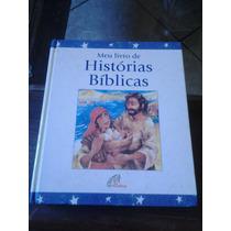 Livro Meu Livro De Historias Biblicas