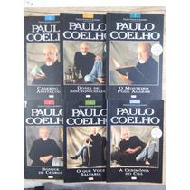 Paulo Coelho Lote Com 6 Livretos
