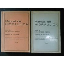 José M. De Azevedo Netto - Manual De Hidráulica - 2 Volumes