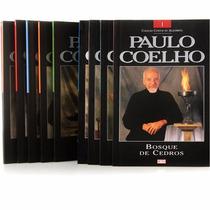 Livro Paulo Coelho 10 Exemplares Coleção Completa