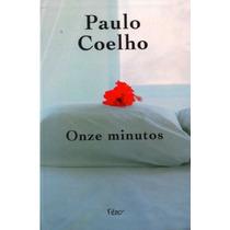 Livro:onze Minutos Paulo Coelho Frete Gratis