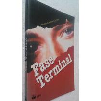Livro Fase Terminal - Álvaro Cardoso Gomes