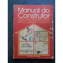 Roberto Chaves - Manual Do Construtor
