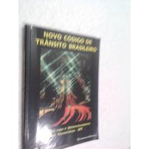 Livro Novo Código De Trânsito Brasileiro