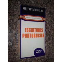 Escritores Portugueses - Nelly Novaes Coelho