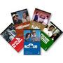 Coleção Grandes Novelas - 5 Livros - Editora Globo