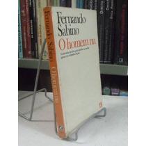 Livro - O Homem Nu - Fernando Sabino