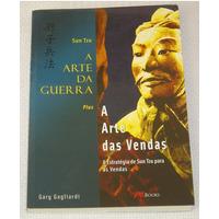 A Arte Da Guerra Plus A Arte Das Vendas Gary Gagliard Livro