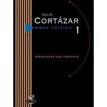 Livro Obra Crítica 3 Vols Julio Cortazar