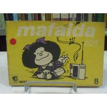 Livro Em Espanhol - Mafalda Por Quino