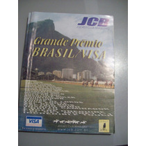 Jockey Club Brasileiro Grande Prêmio Brasil 2001 Cod Loja 08
