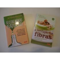 2 Livros Novos Dr Marcio Bontempo - Pacote A Preço Especial