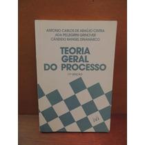 Livro Teoria Geral Do Processo - Editora Malheiros Lt