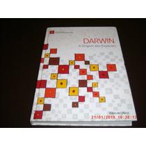 Livro Darwin - A Origem Das Espécies - Semi-novo