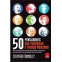 50 Pensadores Que Formaram O Mundo Moderno Livro Filosofia
