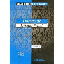 Livro Tratado De Direito Penal 2 Cezar Roberto Bitencourt