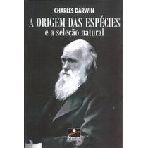 Livro A Origem Das Espécies E A Seleção Natural 2002
