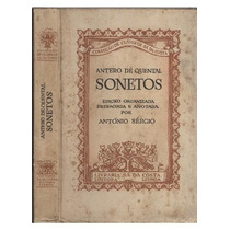 Sonetos Escolhidos Antero De Quental