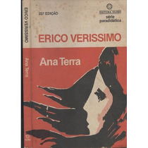 Ana Terra Romance Erico Verissimo 1985