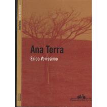 Livro Ana Terra Érico Veríssimo 2005