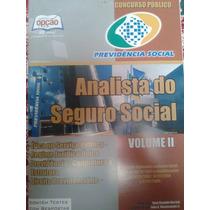 Apostila Concurso Analista Seguro Social Vol. 2 (fisiot.)