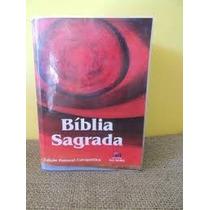 Livro Bíblia Sagrada Edição Pastoral Catequética Ave Maria