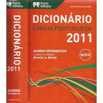 Dicionário Da Língua Portuguesa 2011 Porto Editora