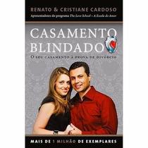Livro Casamento Blindado - Lacrado - Frete Grátis