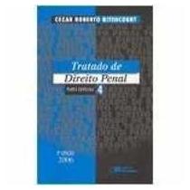 Livro Tratado De Direito Penal 4 Cezar Roberto Bitencourt