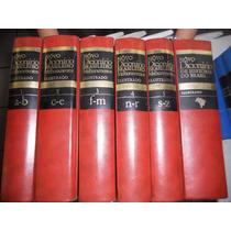 Novo Dicionário Brasileiro Melhoramentos Ilustrado 6 Volumes