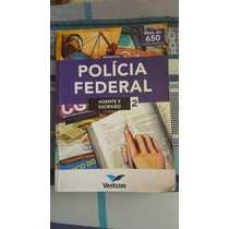 Livro Policia Federal Agente E Escrivao Preparatoria