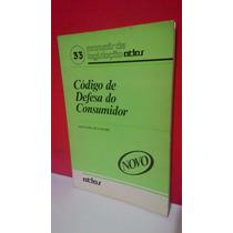 Livro Código De Defesa Do Consumidor * Frete Grátis!!!!