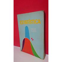 Livro Estatística - Pedro Luiz De Oliveira * Frete Grátis!!!