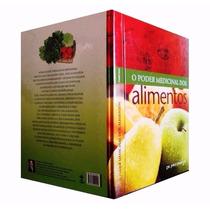 Livro O Poder Medicinal Dos Alimentos Dr Jorge Pamplona