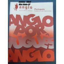 Anglo Vestibulares Caderno De Exercícios Português /