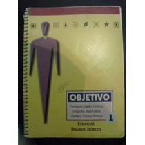 Livros: Objetivo : Exercícios Resumos Teóricos 1