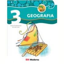 Geografia 3 Projeto Buriti E. Moderna 1ª Edição Do Aluno
