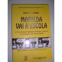 Livro Mafalda Vai À Escola